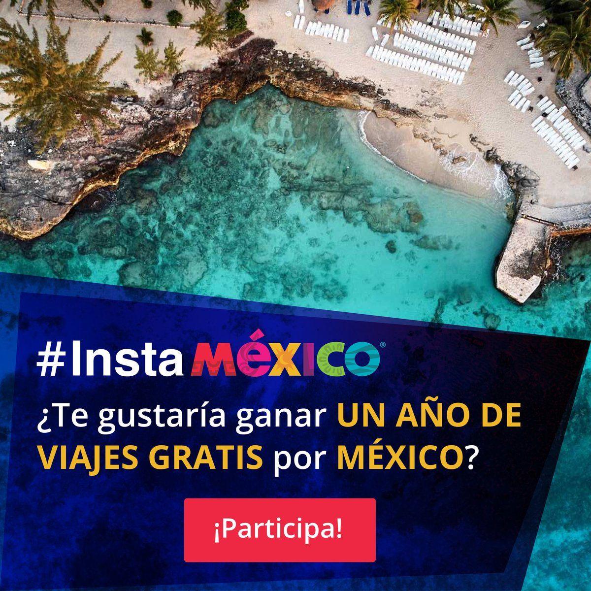 Foto del Instagram de VisitMexico