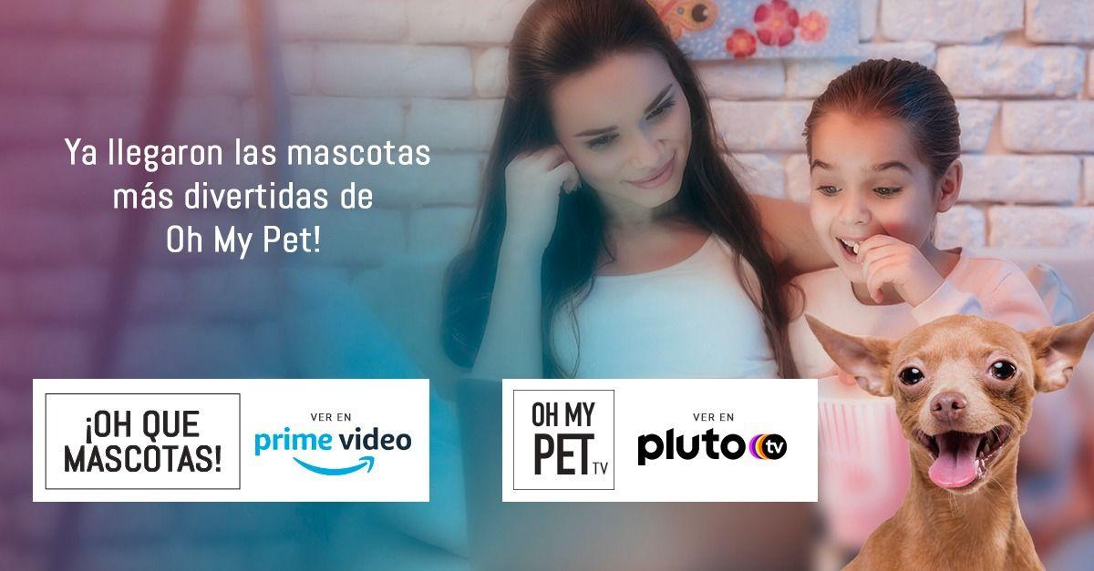 oh my pet emitido en Pluto Tv