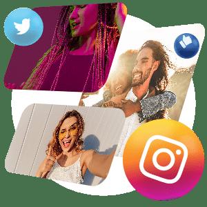 casting en redes sociales