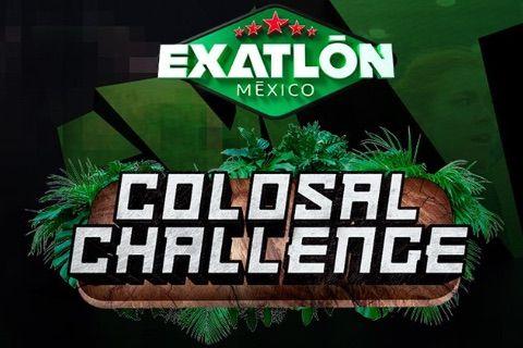 Exatlon colosal challenge México